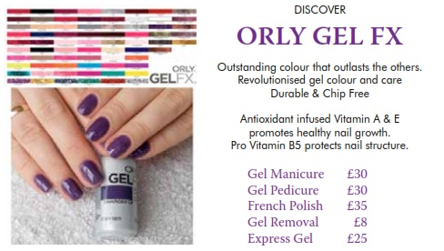 Orla Gel FX Nails